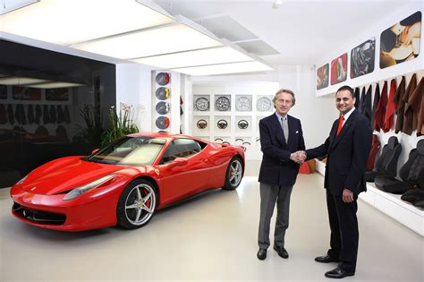 Ferrari Appoints Official Importer For India