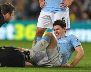 With Gareth Barry Injured, Should Capello Pick Owen ...