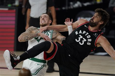 Raptors beat Celtics 100-93 to even East semifinals at 2-2 ...