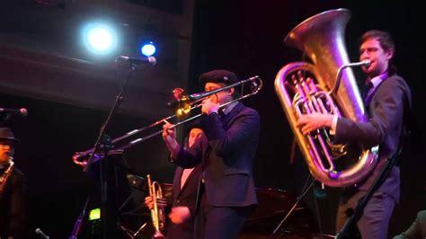 Brass Gumbo-do Your Thing (basement Jaxx)-youtube