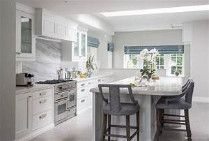 Townhouse, Kitchen, Design, From, The, Hampton, U2019s, Collection