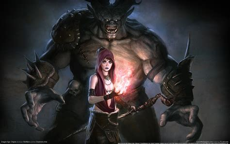 dragon age origins wallpapers hd wallpapers id