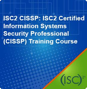 Isc2 Certified Information Systems Security Professional