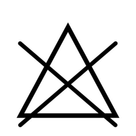symbole interdiction seche linge symbole und piktogramme f 252 r das bleichen textilien haushalts tipps24 de