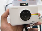 Polaroid puts Snap Touch digital instant camera on display ...