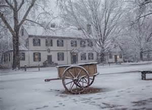 Colonial Williamsburg Winter