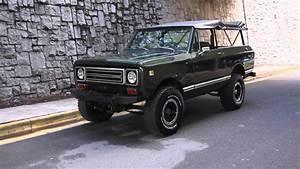 1976 International Scout Ii For Sale At Motorcar Studio
