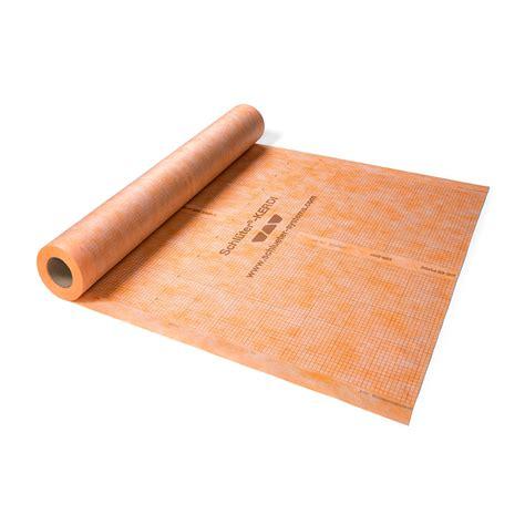 schluter kerdi  membrane tiling supplies direct