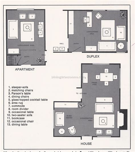 L Shaped Living Room Floor Plans by L Shaped Living Room Dining Room Furniture Layout 6 L