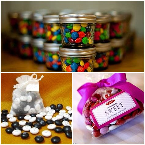 cheap wedding favor ideas creative and cheap wedding favor ideas wedding and bridal inspiration galleries
