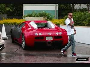 Chris Brown's RARE $1.5 Million Bugatti Veyron Pictures ...