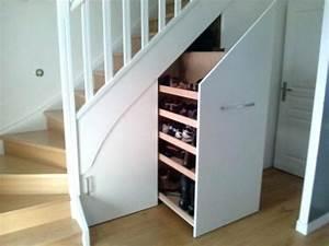 Placard Escalier : chambre placard sous escalier ikea rangement sous escalier et construire ou sa maison topic unik ~ Carolinahurricanesstore.com Idées de Décoration