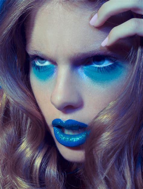tendencia de labio azul  invierno