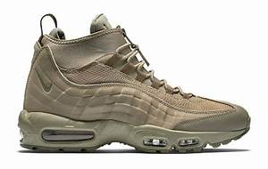This Air Max 95 Sneakerboot Is Nike Sportswear's First