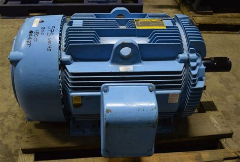 200 Hp Electric Motor by Baldor 200 Hp 1785 Rpm 447t 575v Ecp4407t 5 Electric