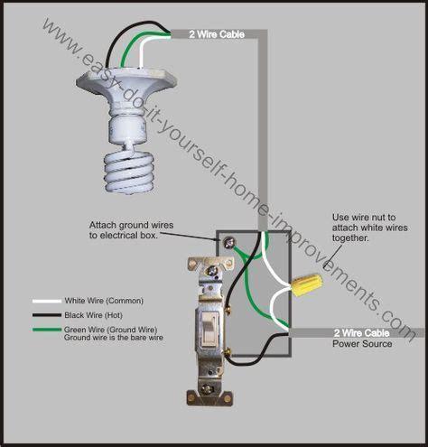light switch wiring diagram handyman light switch