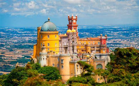 wunderschoene schloesser die man  portugal besuchen sollte