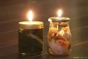 Lampen Selber Herstellen : duftende pflanzen l kerzen aus schraubgl sern basteln ~ Michelbontemps.com Haus und Dekorationen