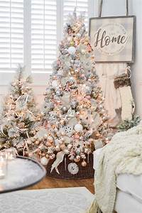 Outstanding, Silver, Christmas, Tree, Ideas