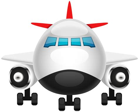 Clipart Plane Airplane Black And White Clip Images