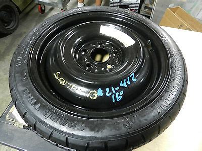 search results 2011 2012 2013 hyundai elantra spare tire wheel donut kit 16 spare html autos