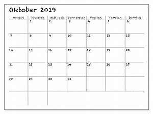 February 2020 Calendar Printable With Holidays Kalender Oktober 2019 Monatlich Zum Ausdrucken Kalender