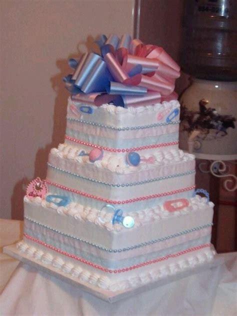 square baby shower cakes square baby shower cake cakes