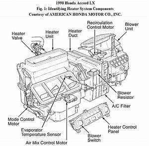 98 Honda Accord Cooling System Diagram Html