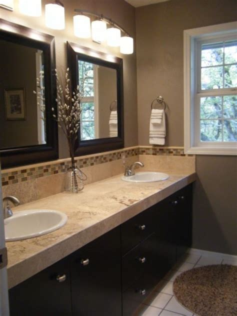 1000 ideas about bathroom colors brown on pinterest
