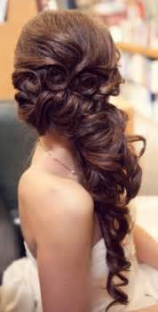 wedding styles for hair indian wedding hairstyles for hair 0012