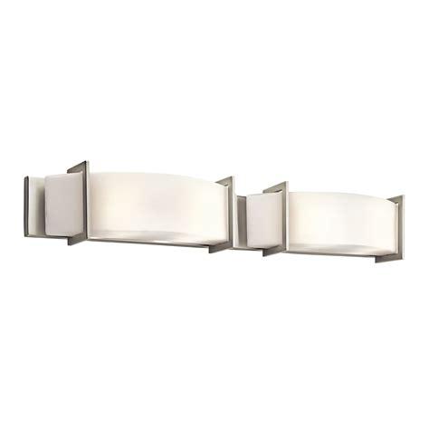 interior led bathroom vanity light fixture art deco