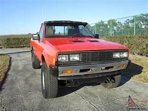 1983 Dodge D50 Royal Turbo Diesel Intercooler 4wd 5 Speed