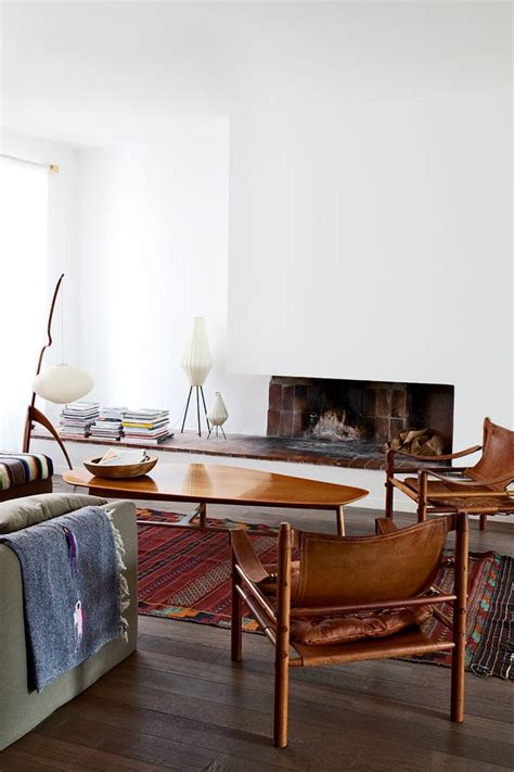 guermonprez canape cuir un salon avec cheminée maison