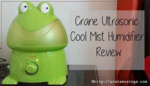 Cool Mist  Crane Cool Mist Humidifier Review