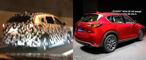 Mazda Cx5 Sevenseat Variant Could Go On Sale In Japan