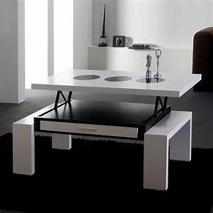 table basse relevable extensible une adaptation imm diate