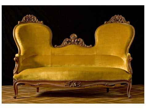 canapé napoléon 3 canapé vintage ancien napoléon iii fin 19eme meuble