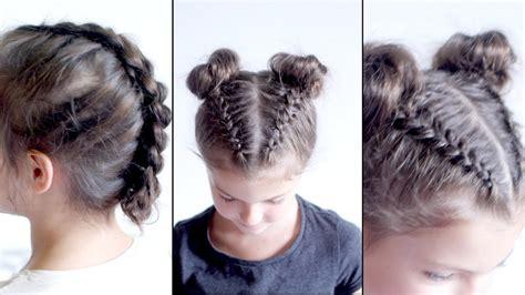braiding hairstyles with thin fine hair milabu youtube