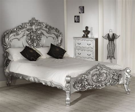 Decorate Your Room With Elegant Silver Bedroom Furniture