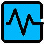 Monitor Health Pulse Activity Icon Task Manager