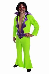 70 Er Jahre Outfit : hippie overall herren kost m disco outfit 70er 80er jahre fasching kost m neu l ebay ~ Frokenaadalensverden.com Haus und Dekorationen