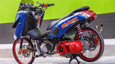 R Thailand Style by Yamaha N Max Racing Thailand Style