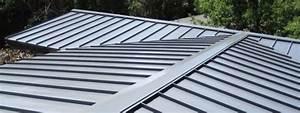 Toiture Metallique Pour Maison : toiture acier galvanis toit ondul transparent guehenno ~ Premium-room.com Idées de Décoration