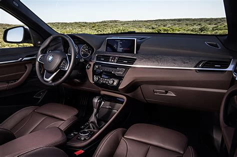 bmw x1 interior 2016 bmw x1 look review photo gallery motor trend