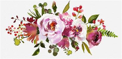 Flowers Watercolor Painted Hand Getdrawings Watercolors Lovepik