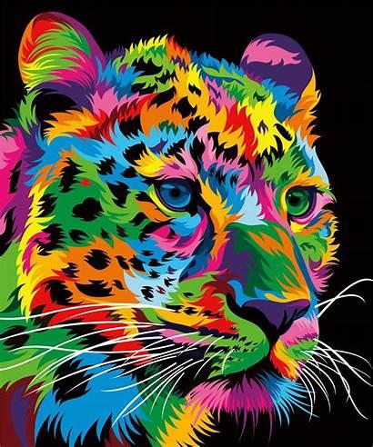 Colorful Animal Vector Illustration