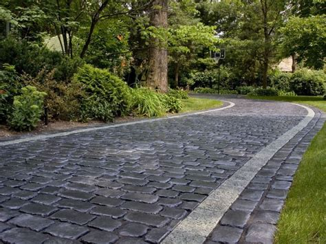 blacktop driveway ideas large stone driveway ideas 17 best ideas about driveway paving on pinterest driveway ideas