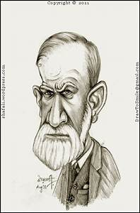 Caricature/Cartoon – Sigmund Freud – The Psychologist who ...
