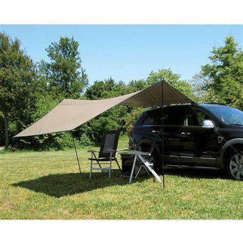 Wind Und Sonnenschutz by Sonnensegel Tarp Carside Cing Outdoor Zelte