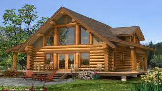 craftsman cottage style house plans complete log home package pricing log home plans and